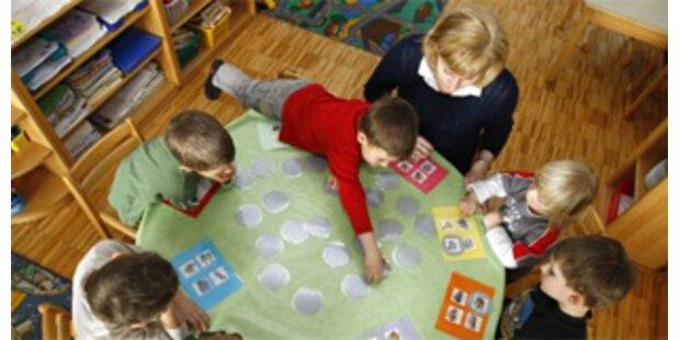 Vereinbarung für Förderung der Kinderbetreuung