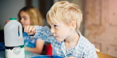 Das sollten Kinder täglich essen