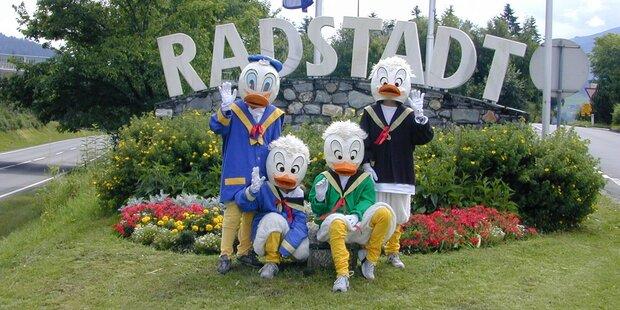 Radstadt – eine Stadt in Kinderhand