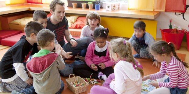 Kindergarten wegen Noroviren geschlossen
