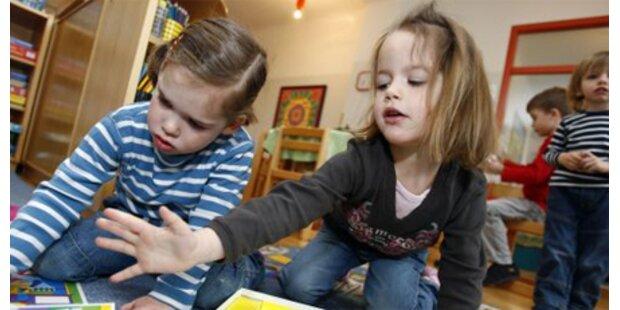 Halbtägiger Gratis-Kindergarten fix