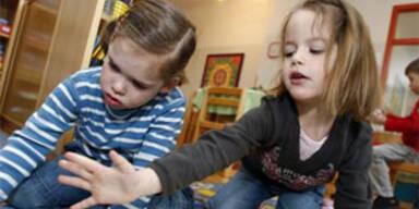 Vorschulbildung laut EU-Studie nur Durchschnitt