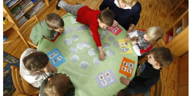 Kindergarten ab Herbst gratis