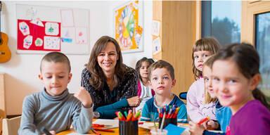 Kindergeld Kindergarten