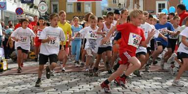 Kinderlauf Hallein