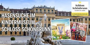 Kopie von Kindermuseum Schloss Schönbrunn