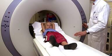 Kinderradiologie - spezieller Strahlenschutz