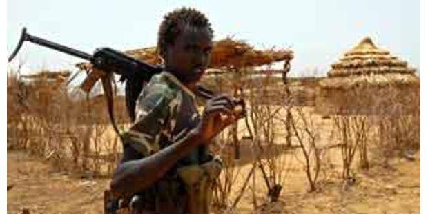 Kongo: UNO-Truppe rettete 82 Kindersoldaten