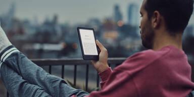 Amazon bringt neuen Kindle für 80 Euro
