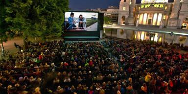 Open Air-Kino Saison in den Startlöchern