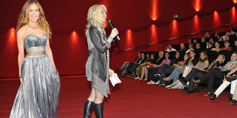 Kino Premiere 'Sex and the City' MADONNA