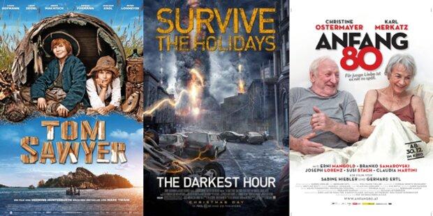 Top Filme zum Jahreswechsel
