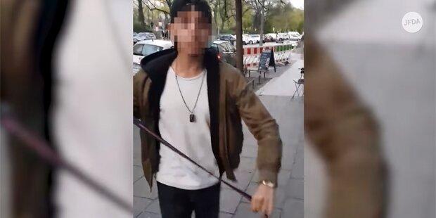 Haftbefehl nach Gürtel-Attacke auf Juden