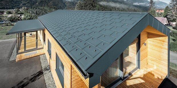Langlebig & ideal für die Dachsanierung