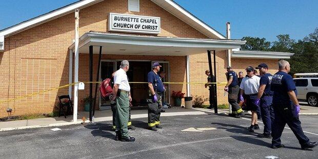 Nashville: Eine Tote bei Schießerei in US-Kirche