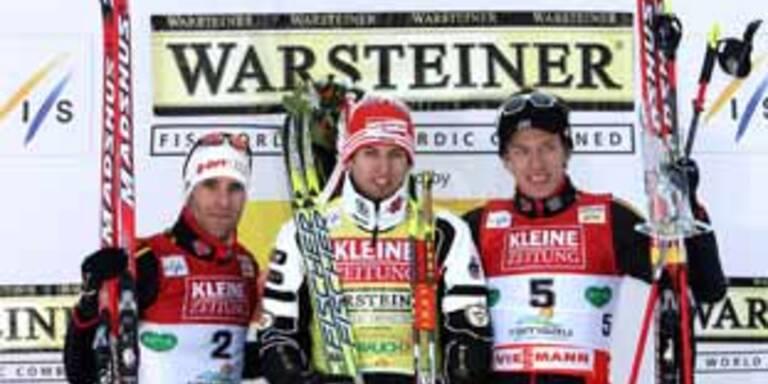 Triple-Erfolg für Deutsche in Ramsau