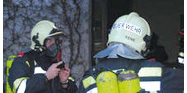 Pfarrer entdeckt Brand in Kirche