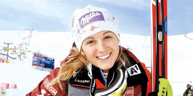 Damen-Slalom: Kirchis letzter Auftritt