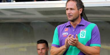 Wacker Innsbruck feuert Coach Kirchler