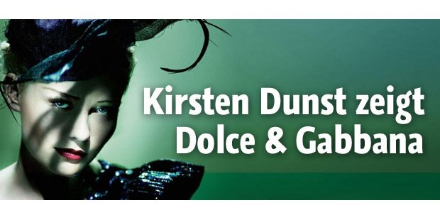 Kirsten Dunst schön wie nie im V-Magazin