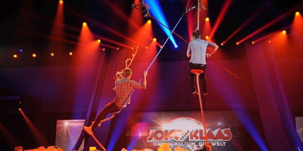 Die Extrem-Show des  Golpashin-Lovers