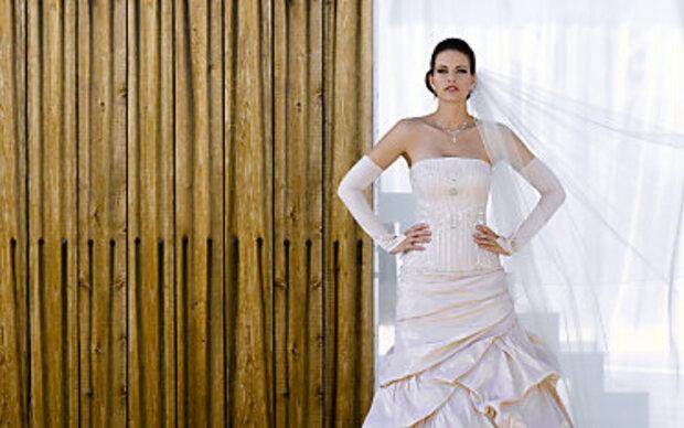 Welches Brautkleid zu welcher Frau passt