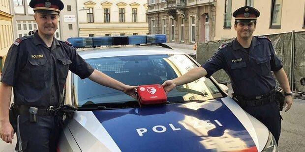 Doskozil-Bruder als Lebensretter in Wien