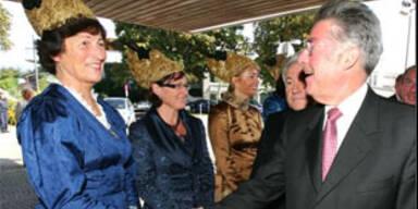 BP Heinz Fischer bei der Eröffnung des Brucknerfestes 2007