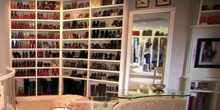 Das ist der größte Kleiderschrank der Welt