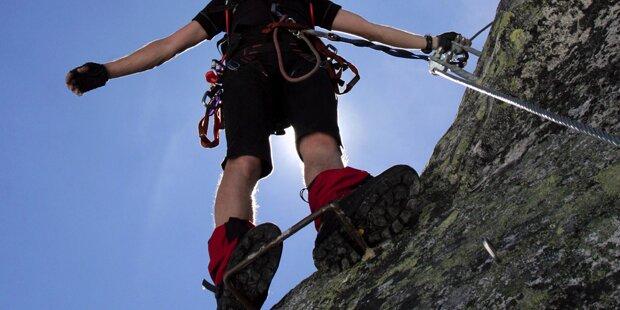 Erstes Klettersteigtestival