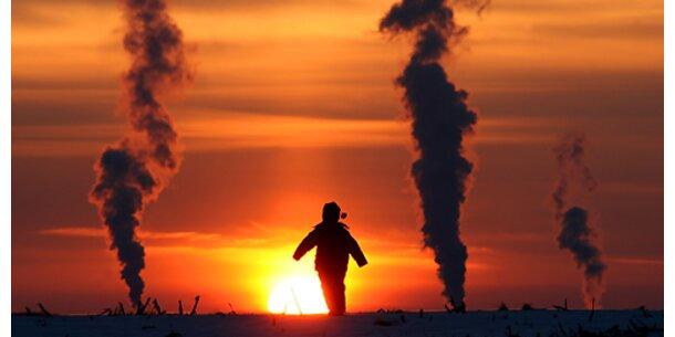 Ursachen der Klimawandels sind klar