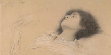Gustav Klimt in der Albertina
