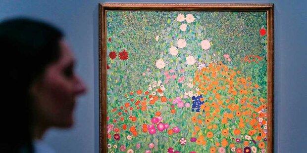Klimt-Auktion brachte 56 Millionen Euro