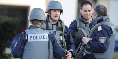 Polizisten Klosterneuburg