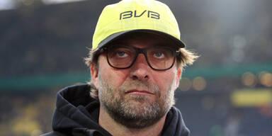 BVB-Coach Klopp schließt Rücktritt aus