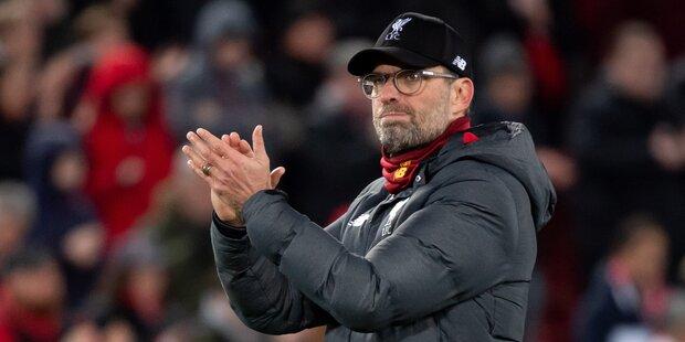 Liverpool kommt nach Salzburg