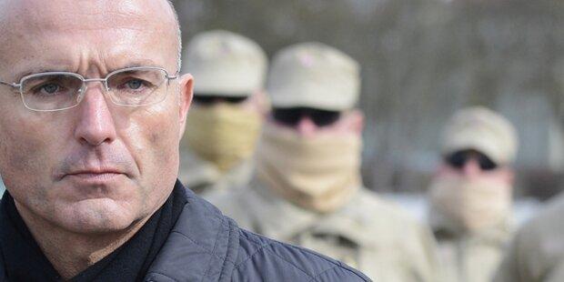 Österreich sendet Beobachter auf die Krim