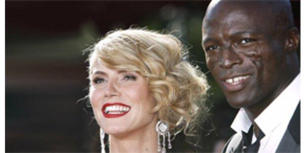 Heidi Klum singt mit Ehemann Seal