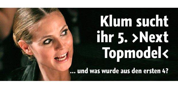 Heidi Klum sucht ihr 5.