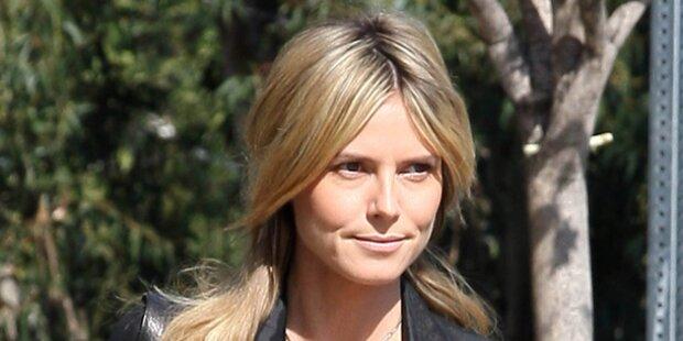 Jetzt spricht Heidi Klum über Liebesaus