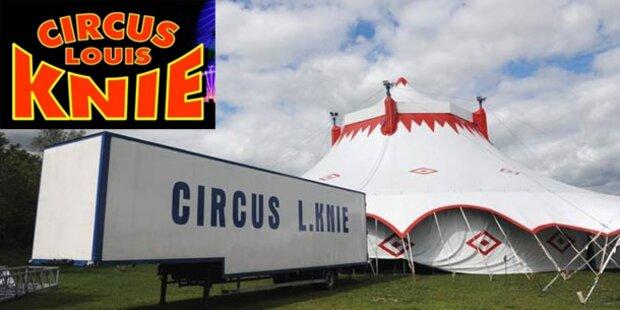 Circus Knie bangt um Artisten Pellegrini