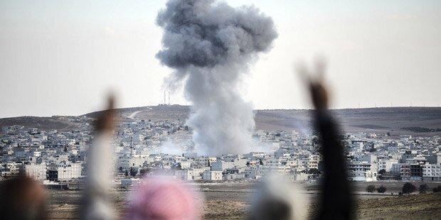 Kurden erobern weitere ISIS-Gebiete