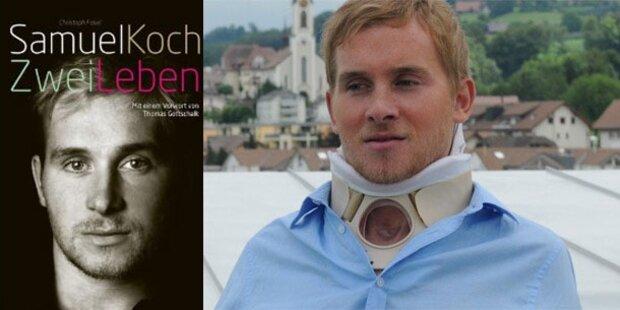 Samuel Koch bringt  Buch im April heraus