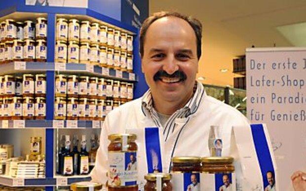 Spitzenkoch Johann Lafer kocht online