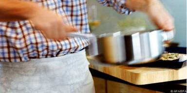 Kochen und Kennenlernen im Restaurant Wrenkh