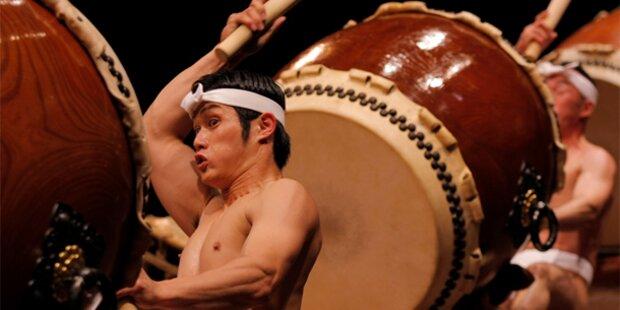 Kodo: Japanische Trommler in Wien