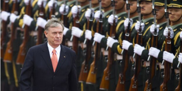Köhler verteidigt Afghanistan-Einsatz