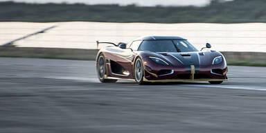 Das ist das schnellste Serienauto der Welt