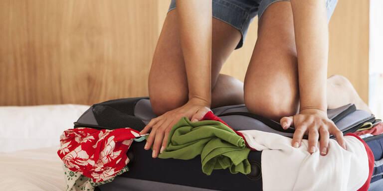 11 Tipps, wie Koffer packen leicher geht
