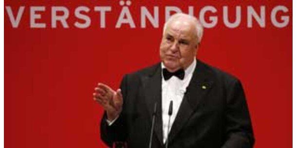 Helmut Kohl über Mauerfall und Clinton